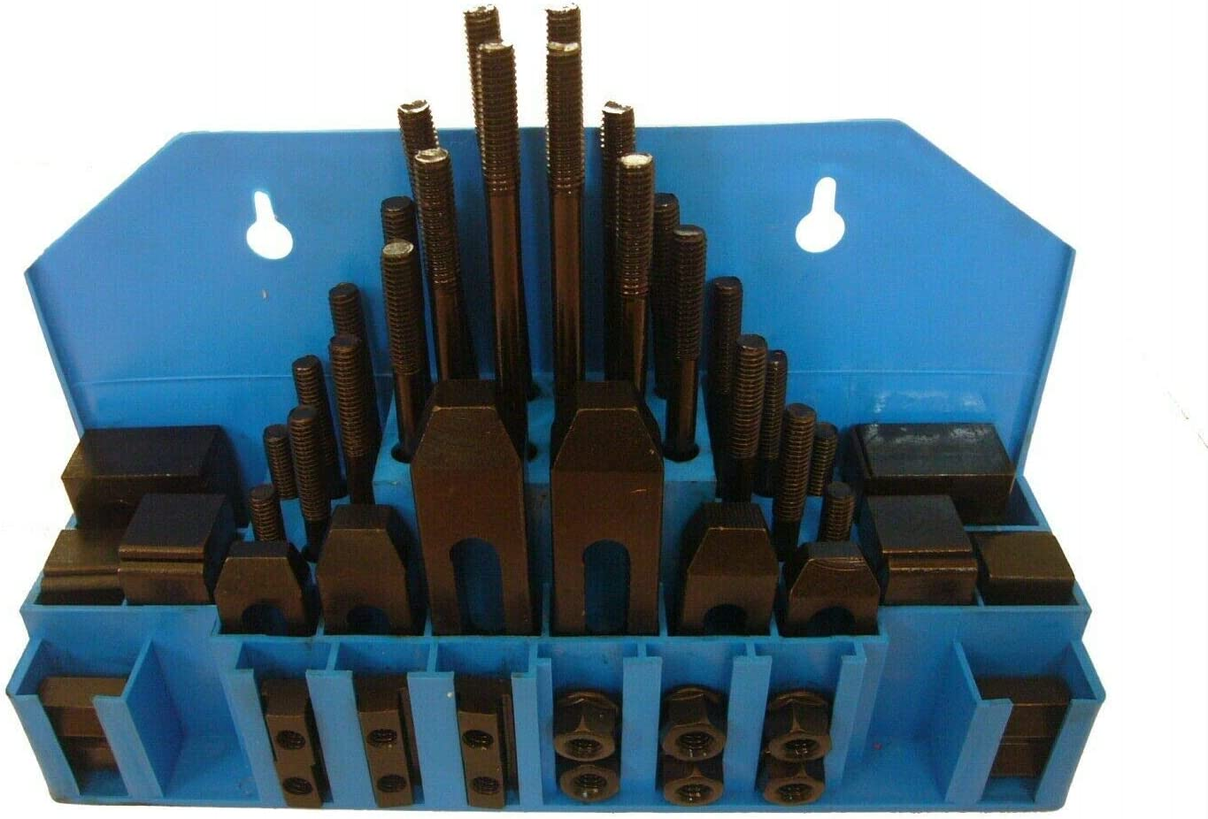 3900-0002 58 PIECE CLAMPING 1//2 T-SLOT WITH 3//8-16 STUDS