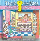 Turn the Key: Around Town, Julie Merberg, 1935703447