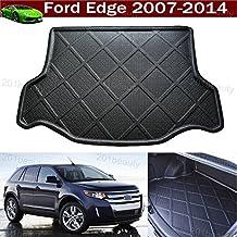 New Car Boot Mat Carpet Cargo Mat Cargo Liner Cargo Cover Rear Trunk Liner Tray Floor Mat For Ford Edge 2007 2008 2009 2010 2011 2012 2013 2014