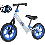 (4 LBS) Balance Bike for Kids and Toddlers - ALUMINUM Light Weight No Pedals Push and Stride Walking Bicycle