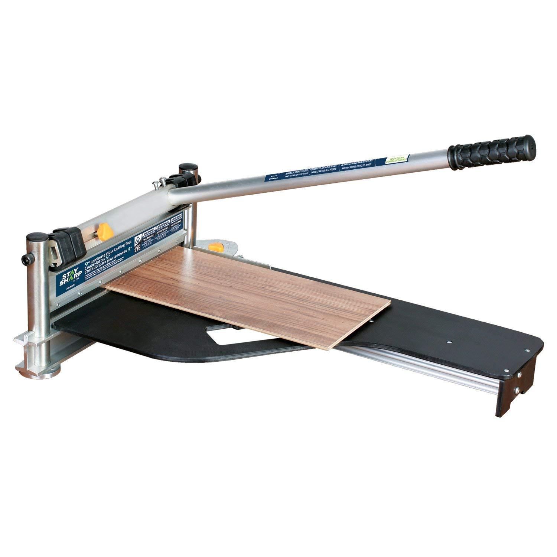 EAB Tool Exchange-a-Blade 2100005 9-Inch  Laminate Flooring Cutter (Renewed) by EAB Tool