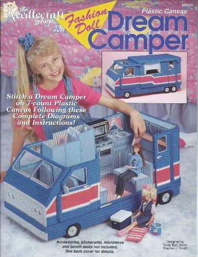 - Dream Camper: Fashion Doll - Plastic Canvas Designs