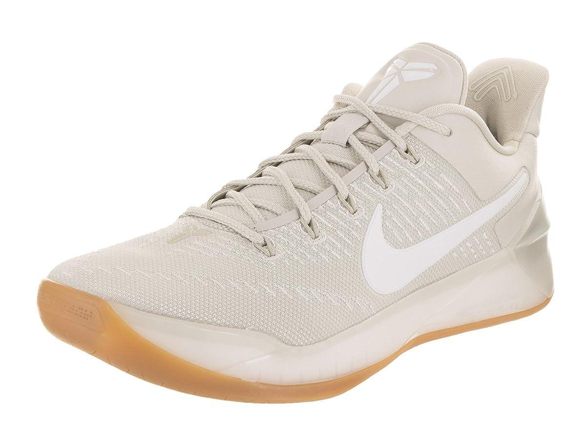 85a3acb88e9 Nike Kobe A.D 852425 110 - Basketball Shoes - Men- Light Bone/White ...