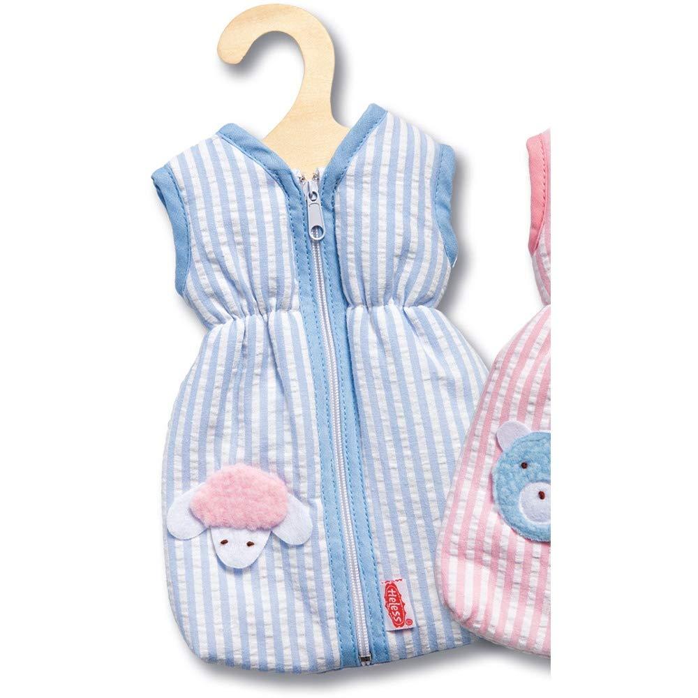 Amazon.es: Heless 9193heless 27 cm saco de dormir para muñeca: Juguetes y juegos