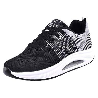 Darringls_Zapatos de Invierno Mujer,Zapatillas de Deportivos de Running para Mujer: Amazon.es: Ropa y accesorios