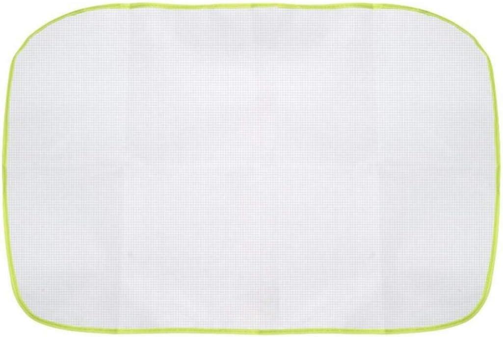 Aislamiento de protecci/ón Tabla de Planchar Cubierta contra el Sujetador de Pieza de Planchado Tela de protecci/ón de protecci/ón de Malla de Prensa