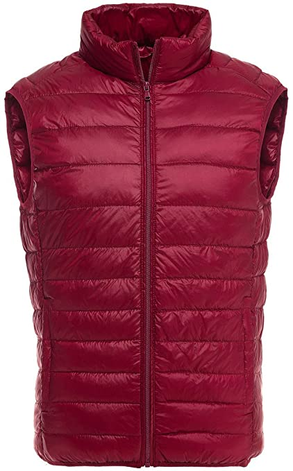 Sawadikaa Men's Plus Size Ultra Light Packable Pillow Puffer Down Vest  Winter Jacket: Amazon.ca: Clothing & Accessories