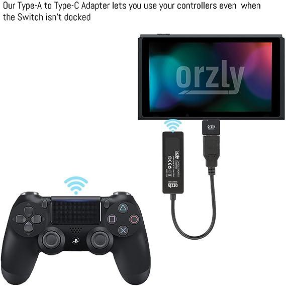ORZLY Convertidor Dongle Pro USB Inalámbrico para la Nintendo Switch: Amazon.es: Electrónica