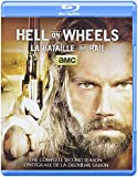 Hell on Wheels: The Complete Second Season / La bataille du rail: L'Intégrale de la deuxième saison [Blu-ray] (Bilingual)