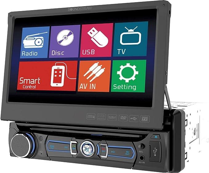 """Soundstream S-84SNTA12 8/"""" Touchscreen GPS Bluetooth For 2012 Hyundai Sonata"""