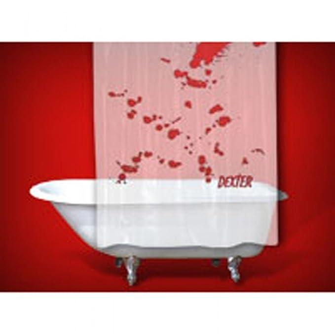 Dexter Shower Curtain Amazonca Home Kitchen