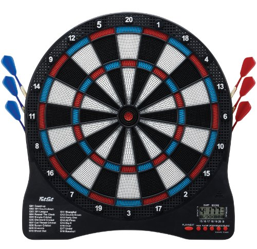 Fat Cat Sirius 13'' Electronic Soft Tip Dartboard by Fat Cat by GLD Products