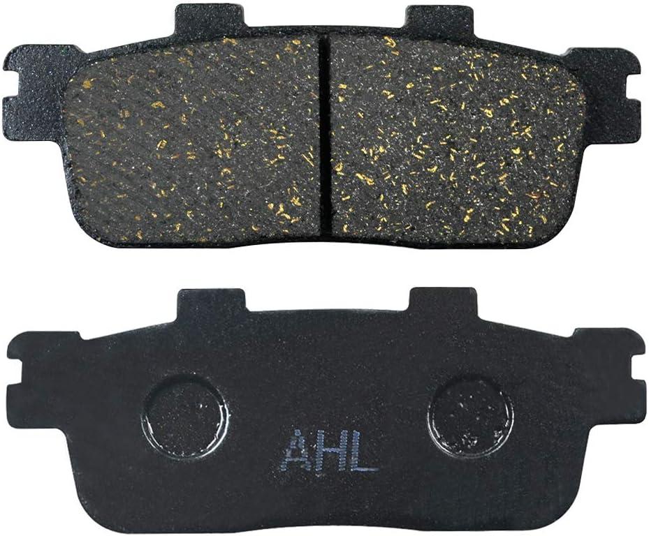 All models AHL 1 paire Arri/ère plaquette de frein pour SYM GTS 300//Joymax All models 2008-2015 // SYM GTS 300i Sport 2014-2015