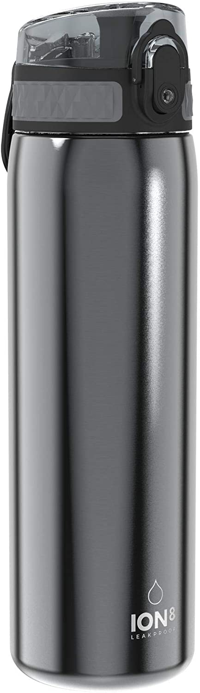 Ion8 Slim Botella de Agua de Acero Inoxidable