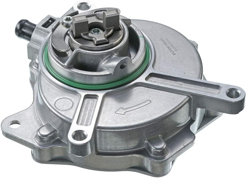 A-Premium Brake Vacuum Pump Replacement for Audi A3 A4 A4 Quattro TT Volkswagen Eos Golf R GTI Jetta Passat