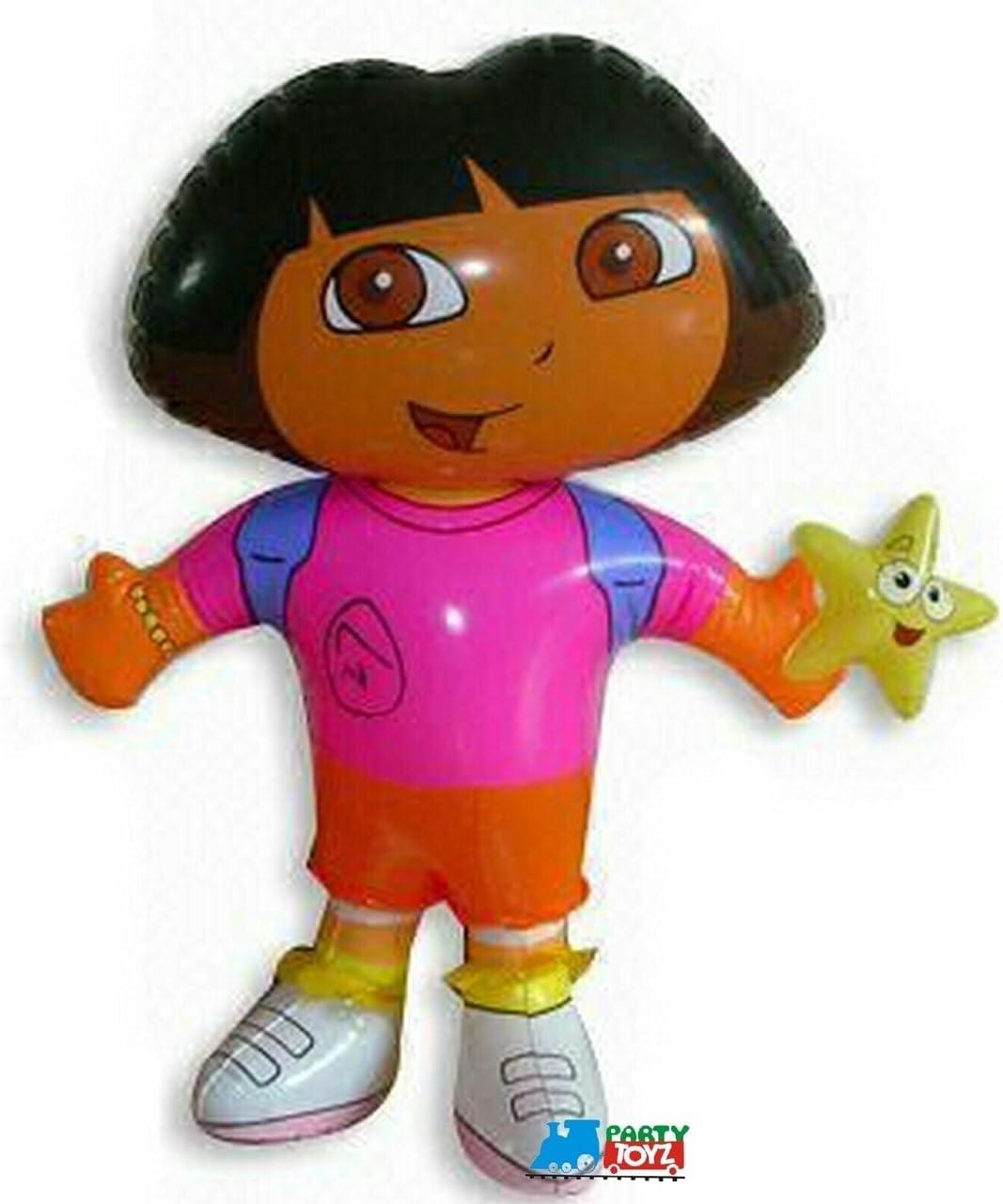 Dora the Explorer Novelty Plastic Credit Card