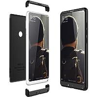 CE-LINK Xiaomi Mi Mix 2S etui twarde premium 3 w 1 wąskie etui PC ultracienkie 360 stopni osłona tylna tylna elegancka…