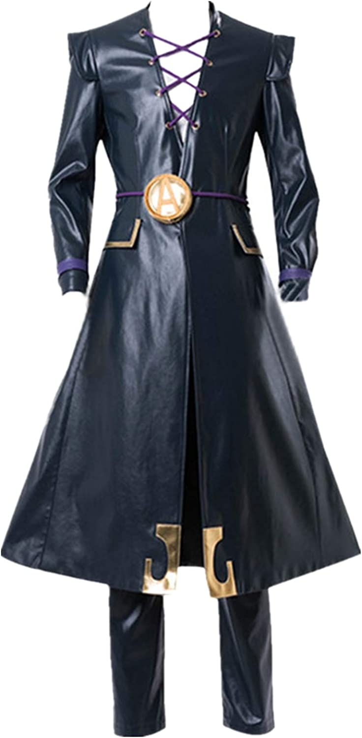 Amazon Com Jojo S Bizarre Adventure Golden Wind Cosplay Le Bizarre Adventure Di Giogio Leone Abbachio Cosplay Costume Halloween Costume Clothing Read hot and popular stories about abbacchio on wattpad. bizarre adventure golden wind cosplay