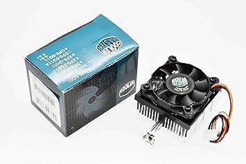 Socket-370 Cooling Fan Heat Sink Cooler Master DP5-6I31D Socket-A