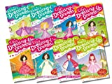 Amber's Dressing Up Dreams Collection, 8 Books, RRP £31.92 (The Velvet Cloak; The Glass Slippers; The Silver Mirror; The Flowered Apron; The Pearly Comb; The Lace Gown; The Red Cloak; The Picnic Basket) (Amber's Dressing-Up Dreams)