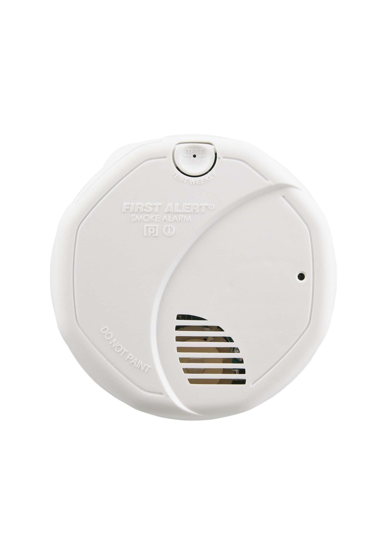 First Alert SA320CN Dual-Sensor Smoke and Fire Alarm, Battery Powered- Frust Free