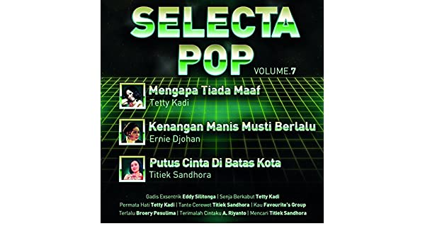 Kenangan Manis Musti Berlalu by Ernie Djohan on Amazon Music - Amazon.com