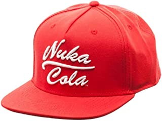 Fallout Nuka Cola Red Snapback BioWorld