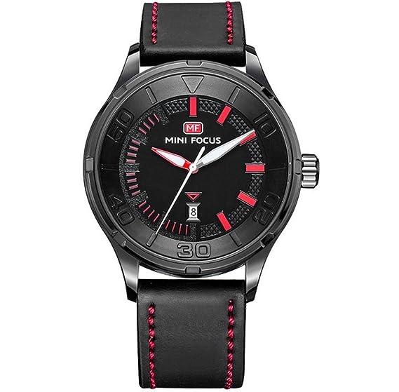MINI FOCUS Relojes de Hombre de Lujo de Marca Reloj Hombre Reloj de Hombre de Reloj