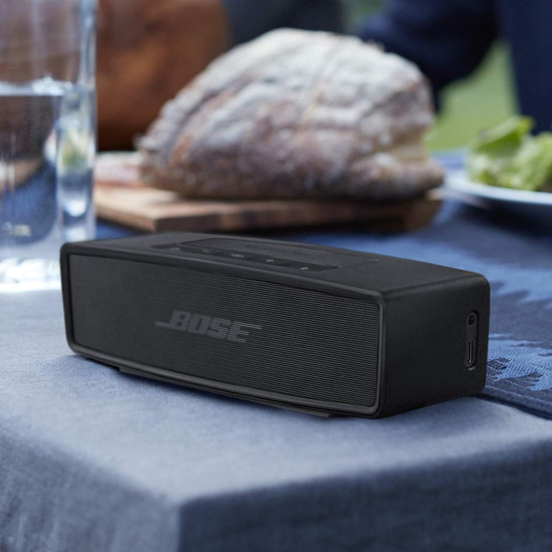 Nero Bose SoundLink Mini Bluetooth II Diffusore Special Edition