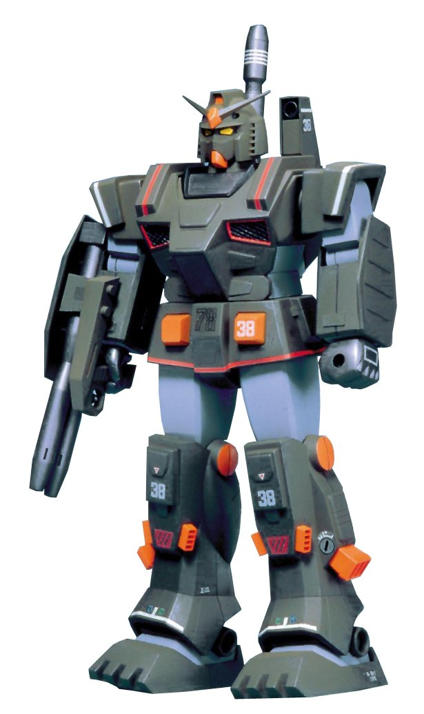 1/60 1/60 1/60 MSV Mobile Suit Gundam Full Armor variation (japan import) ca1798
