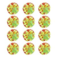 12PCS Children's Suction Ball Toy Parent-Child Interaction Sucker Ball Kids Plaything Party Toy for Children