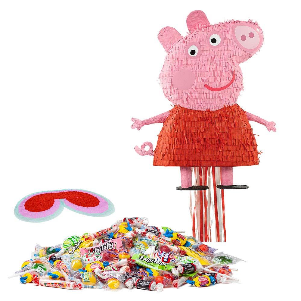 Costume SuperCenter Peppa Pig 3D Pinata Kit