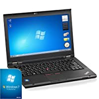 Notebook Lenovo T430 Core i5 HD SSD 240 GB (Preto) Usado