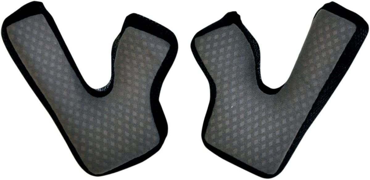 Sm 0134-1224 Multi AFX Helmet Cheek Pads for FX-39 and FX-39DS Dual Sport