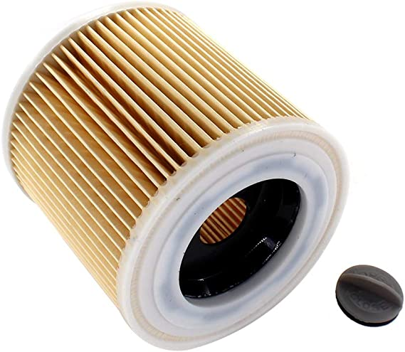 4x Patronen-Filter für Kärcher A 2654 ME *CH 1.723-801.0