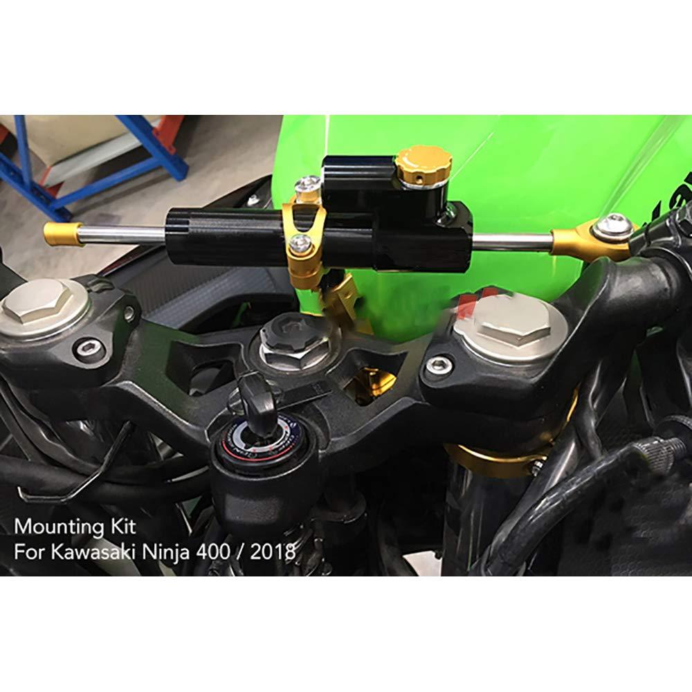 QQJK Accesorios de la Motocicleta Aleación de Aluminio CNC ...
