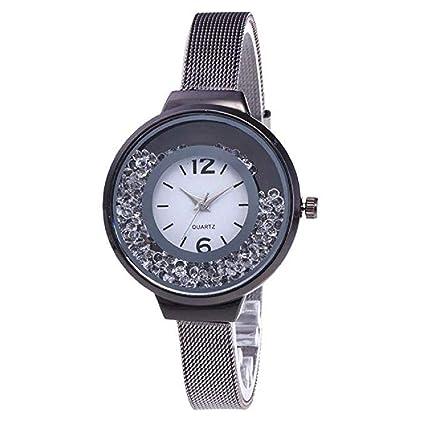 Amazon.com: FAVOT 2019 - Reloj de pulsera ultrafino de ...