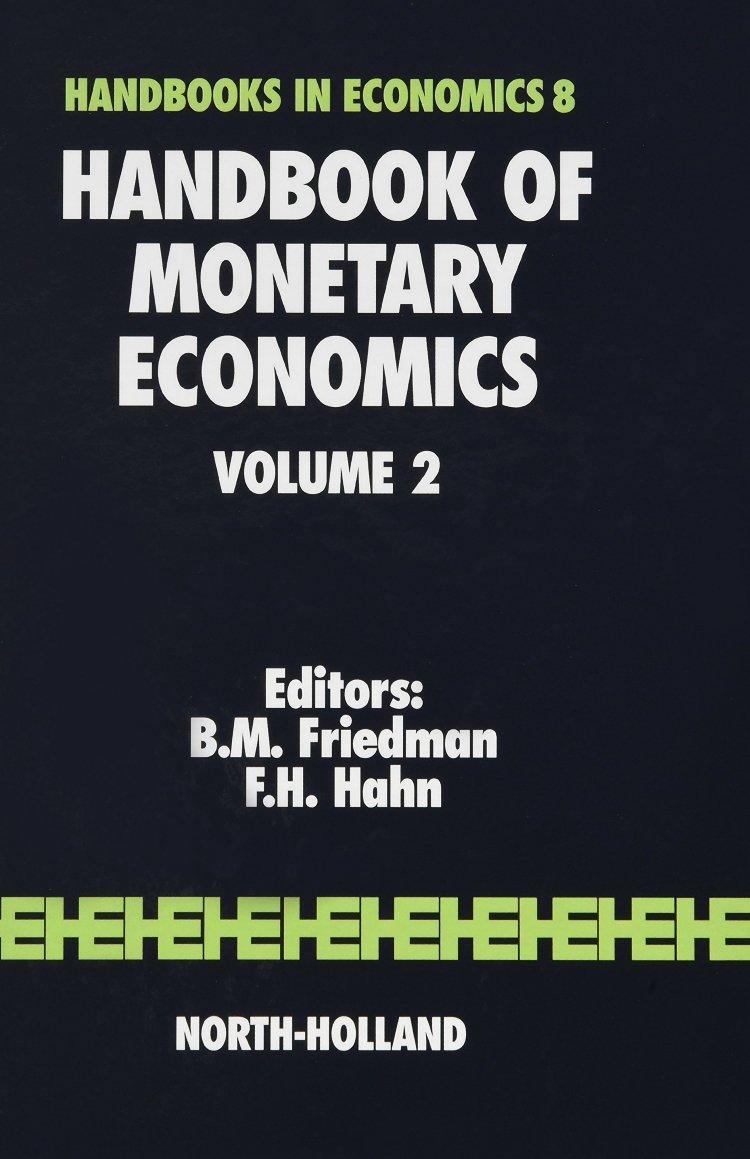 Buy Handbook of Monetary Economics: 2 Book Online at Low Prices in India |  Handbook of Monetary Economics: 2 Reviews & Ratings - Amazon.in