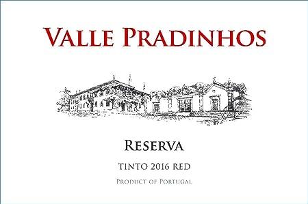 Valle Pradinhos Reserva Tinto - DOC Trás-os-Montes - Portugal