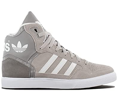 new product fd5d8 55471 adidas Extaball W S75786 Damen Schuhe Grau Grösse EU 41 13 UK 7.5