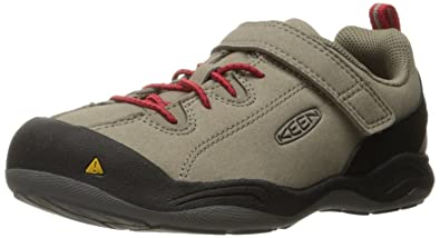 306c65f6dd9 KEEN Jasper Sneaker (Toddler/Little Kid), Brindle/Tango Red, 8