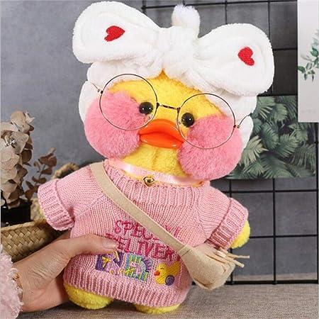 HNBY Kawaii Duck Cafe Felpa De Dibujos Animados Toy Pato ...