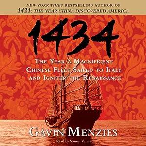 1434 Audiobook
