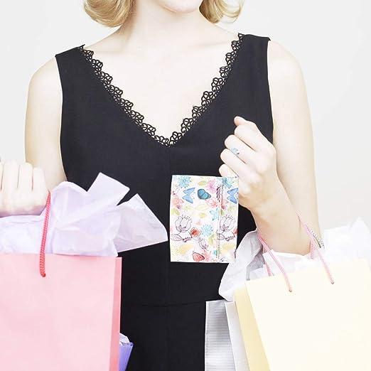 HEALLILY bolsa de servilletas de per/íodo con cremallera bolsa de almacenamiento de servilletas para mujeres bolsa de transporte de servilletas sanitarias para viajes al aire libre