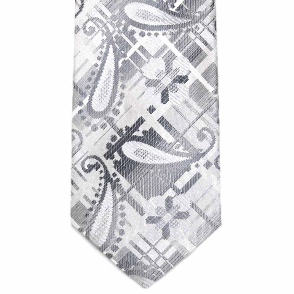TieMart Special Purchase Tie and Pocket Round Set in Belmont
