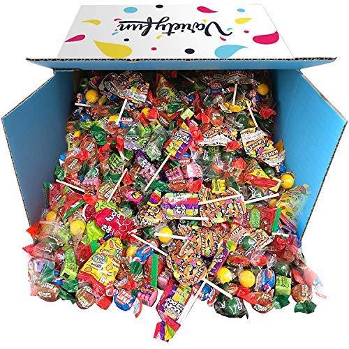 Candy Variety Assortment Bulk Value 10 Pounds by Variety Fun (160 oz) ()