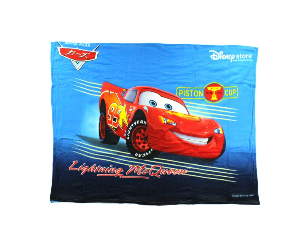 The Northwest Company Disney Cars Lightning McQueen Fleece Character Blanket 50 x 60-inches