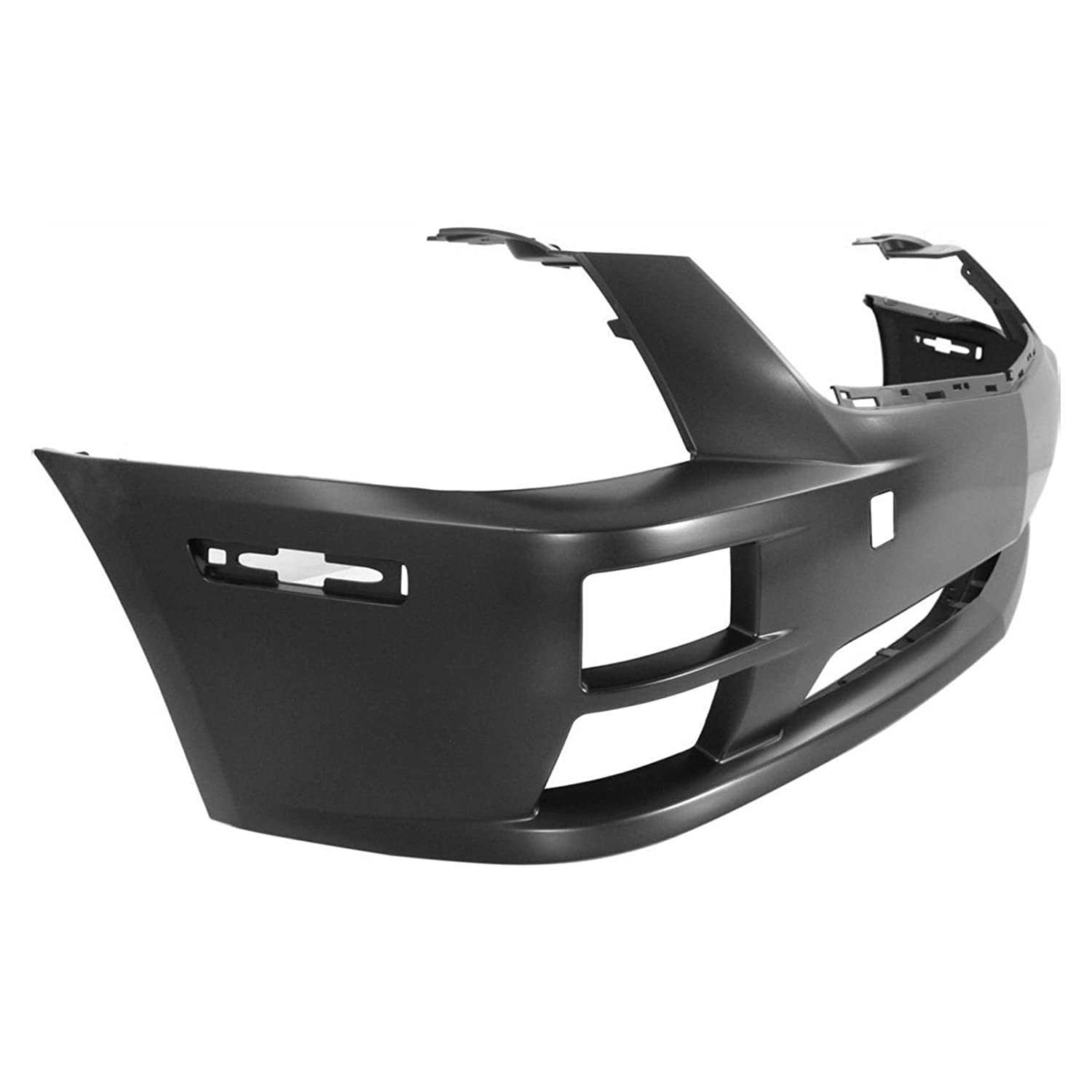 GM1000756 Primered Front Bumper Cover Fascia Replacement for 2005 2006 2007 Cadillac STS 05 06 07 MBI AUTO