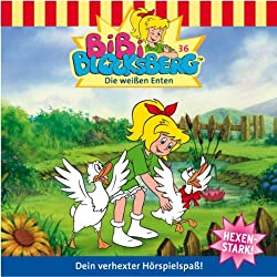 Die weißen Enten (Bibi Blocksberg 36)