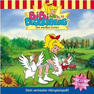 Die weißen Enten (Bibi Blocksberg 36) Hörspiel